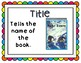 Nonfiction Text Features Posters with Scalloped Border