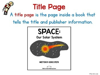 Nonfiction Text Features PowerPoint