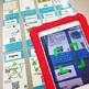 Nonfiction Text Features Sort QR Codes - Common Core Literacy Center