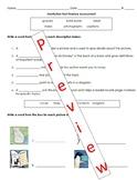 Nonfiction Text Features Quiz