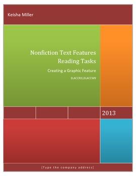 Nonfiction Text Features: Reading Tasks