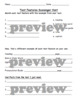 Non-fiction Text Features Scavenger Hunt: Includes Editable Page