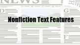 Nonfiction Text Features Slideshow