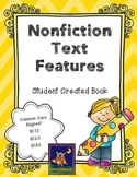 Nonfiction Text Features - Student Created Book