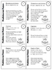 Nonfiction Text Features Task Cards
