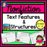 Informational & Nonfiction Text Features and Structures