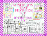 Nonfiction Text Features for Informational Text