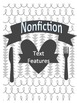 Nonfiction Text Fiction Packet includes Skimming/Scanning