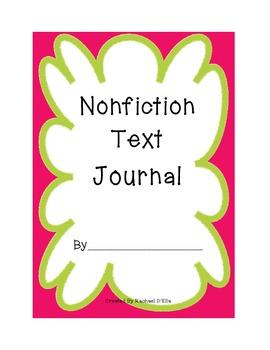 Nonfiction Text Journal