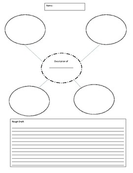 Nonfiction Text Structure Organizers (for informational writing)