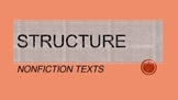 Nonfiction Text Structure for Beginners