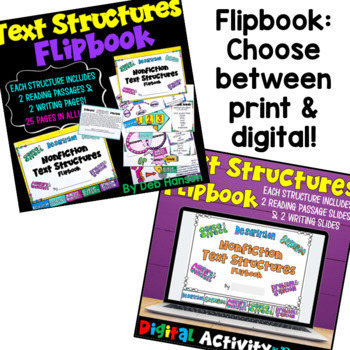 Text Structures Bundle