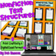 Nonfiction Text Structures Bundle of Activities