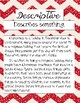 Nonfiction Text Structures (Holiday themed)