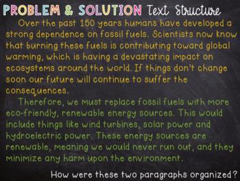 Nonfiction Text Structures PowerPoint Presentation