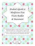 Nonfiction Text Traits Workbook