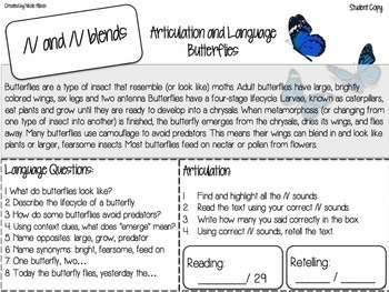Nonfiction Texts Targeting Articulation & Language {Spring/Summer Edition}