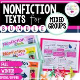 Nonfiction Texts Targeting Articulation and Language BUNDLE