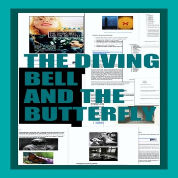 Nonfiction: memoir: The Diving Bell and the Butterfly (nonfiction book study)