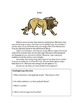 Nonfiction: Three Big Cats: Tigers, Lions, and Cheetahs wi