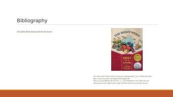 Nonfiction Trade book Lesson Ideas