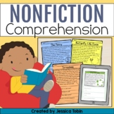 Reading Comprehension Passages and Questions Nonfiction- w