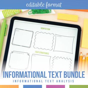 Nonfiction Unit: Five Nonfiction Articles with Reading Responses