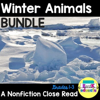 Nonfiction Unit on Winter Animals