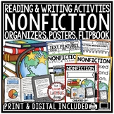 Nonfiction Unit & Reading Informational Text Features- Anc