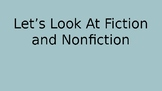 Nonfiction Vs. Fiction, Intro. Units of Study Inspired