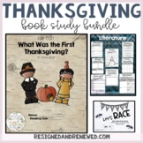 Nonfiction: What Was the First Thanksgiving Book Study Pac