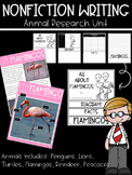 Nonfiction Writing Animal Research Unit