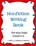 Nonfiction Writing Book