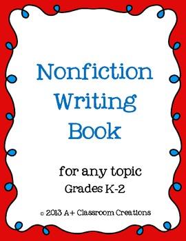 Nonfiction Writing Book
