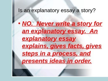 Nonfiction Writing:  How to write strong supporting paragraphs