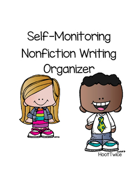 Nonfiction Writing Organizer
