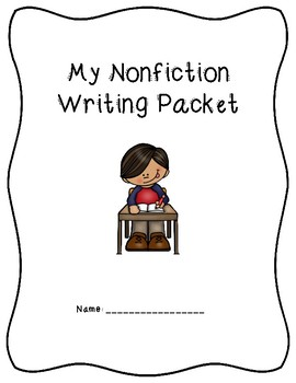 Nonfiction/Informational Writing