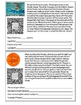 Nonfiction Writing Task Cards with QR Codes