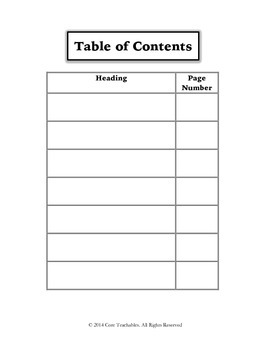 Complete Nonfiction Writing Templates- Modern