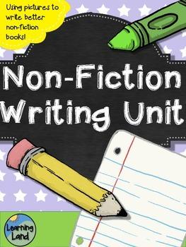 Nonfiction Writing Unit