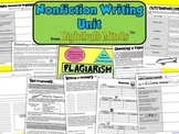 Nonfiction Writing Unit from Lightbulb Minds
