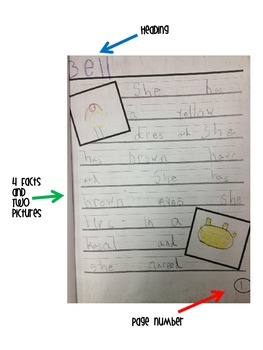 Writing Nonfiction for K-1