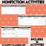 Nonfiction Activity Packet