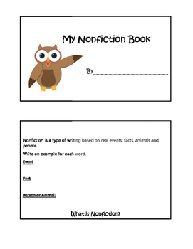 Nonfiction and Reference Material Set