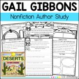 Nonfiction author study {{GAIL GIBBONS}}