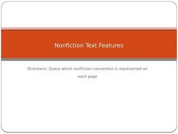 Nonfiction convention powerpoint