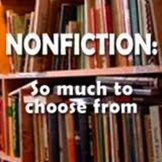 Nonfiction conventions for bulletin board