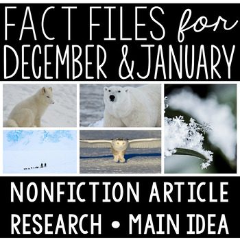 Nonfiction for December and January