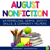 Nonfiction in August
