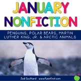 Nonfiction Reading and Comprehension for January